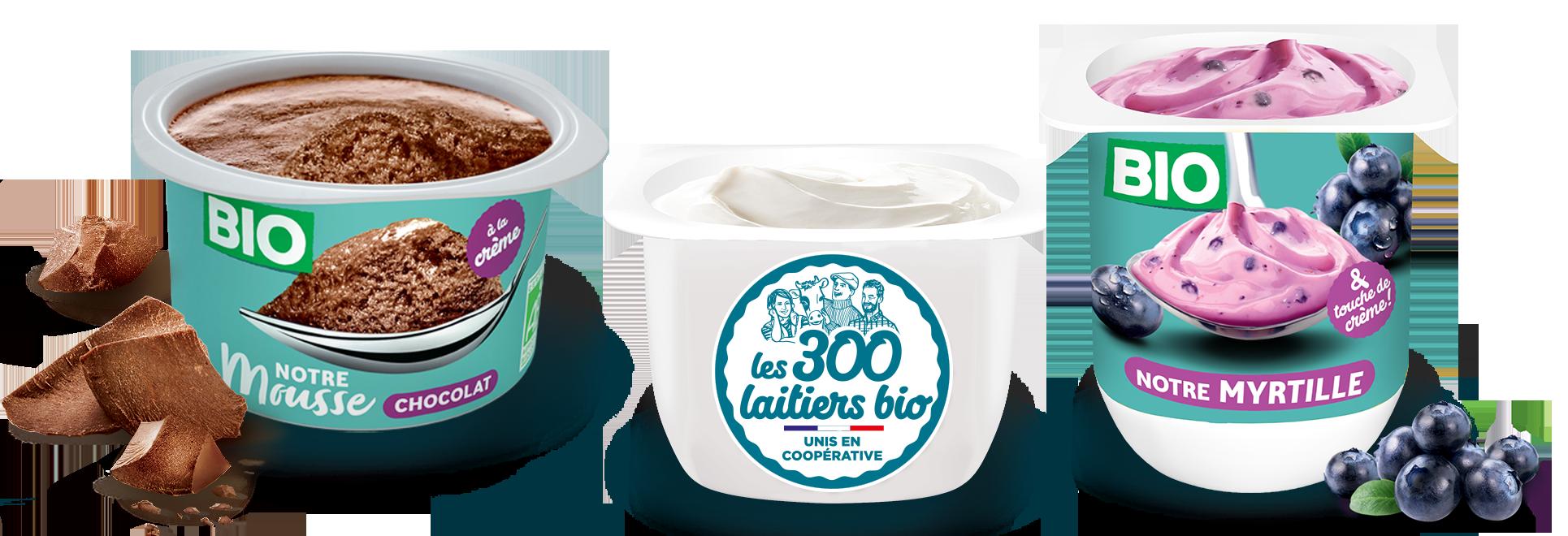 gamme yaourt bio