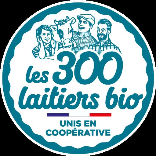 logo Les300LaitiersBio