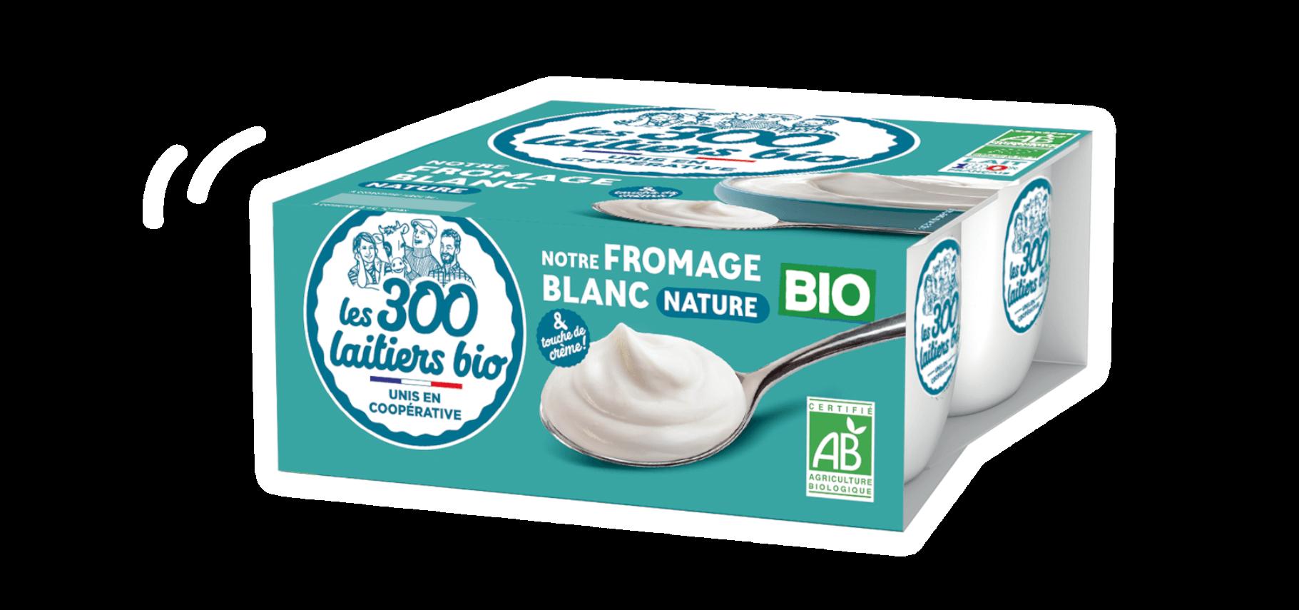 fromage blanc nature bio
